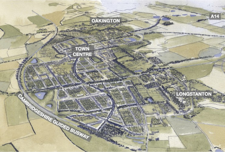 Masterplan - North Stowe