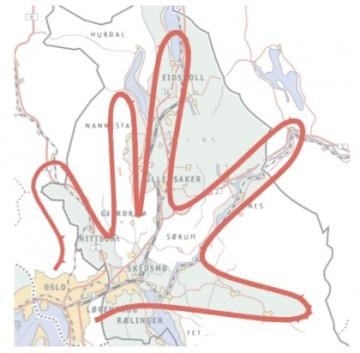 Fingerplan-ovre-Romerike-420x412 samferdselsplan