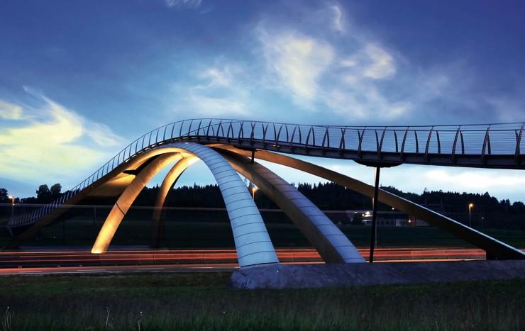 da vinci broen på ås